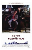The Pope of Greenwich Village Wall Poster
