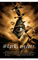 Jeepers Creepers Wall Poster