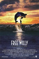 Free Willy Fine-Art Print