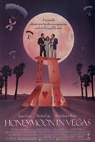 Honeymoon in Vegas Film Wall Poster