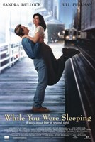 While You Were Sleeping Wall Poster