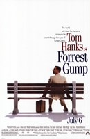 Forrest Gump Wall Poster