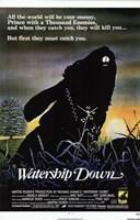 Watership Down Wall Poster