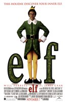 Elf Wall Poster