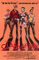 Class of 1984 Wall Poster