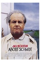 About Schmidt Wall Poster