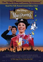 Mary Poppins Disney Fine-Art Print