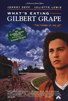 What's Eating Gilbert Grape Wall Poster