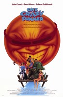 One Crazy Summer Wall Poster