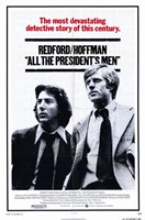 All the President's Men Fine-Art Print