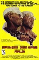 Papillon McQueen & Hoffman Wall Poster