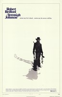 Jeremiah Johnson - Robert Redford Fine-Art Print