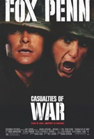 Casualties of War Wall Poster