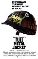 Full Metal Jacket Vietnam Fine-Art Print