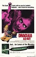 Dracula A.D. 1972 - Crescendo Fine-Art Print