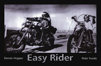 Easy Rider Dennis Hopper & Peter Fonda Fine-Art Print