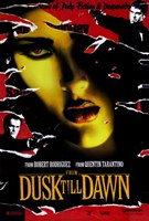 From Dusk Till Dawn Salma Hayek Fine-Art Print