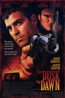 from Dusk Till Dawn Wall Poster