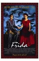 Frida Wall Poster