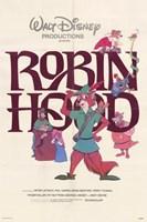 Robin Hood Disney Fine-Art Print