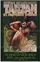 Tarzan, The Ape Man, c.1981 (Spanish) - style A Wall Poster
