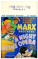 A Night At the Opera Funniest Picture Wall Poster