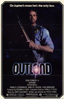 Outland Wall Poster
