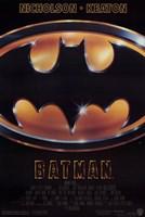 Batman Movie Logo Wall Poster