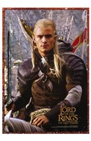 Lord of the Rings: the Two Towers Legolas Screen Shot Fine-Art Print