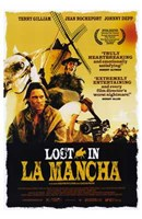 Lost in La Mancha Wall Poster