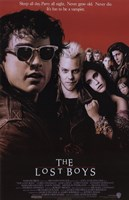 The Lost Boys Wall Poster