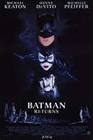 Batman Returns Cast Wall Poster