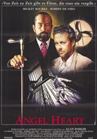 Angel Heart - Two men Wall Poster