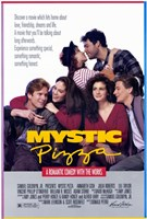 Mystic Pizza Wall Poster