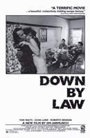 Down By Law Wall Poster