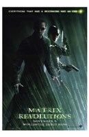 The Matrix Revolutions Neo & Trinity Wall Poster