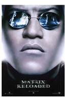 The Matrix Reloaded Morpheus Fine-Art Print