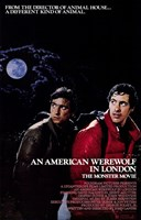 American Werewolf in London Fine-Art Print