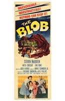 The Blob - tall Wall Poster