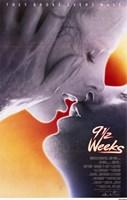 9 1-2 Weeks Film Wall Poster