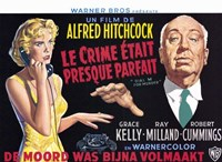 Dial M for Murder - wide Wall Poster