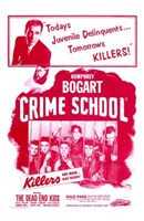 Crime School Wall Poster