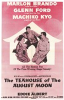 The Teahouse of the August Moon Wall Poster