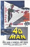 4D Man Fine-Art Print