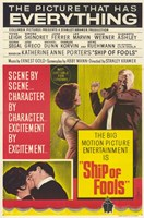 Ship of Fools Wall Poster