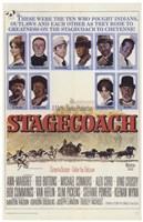 Stagecoach to Cheyenne Fine-Art Print