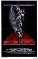 Rolling Thunder Wall Poster
