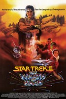 Star Trek 2: the Wrath of Khan Fine-Art Print