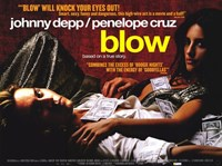 Blow Movie Wall Poster
