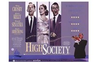 High Society - wide Wall Poster